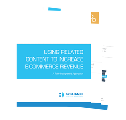 Using Related Content to Increase eCommerce Revenue White Paper